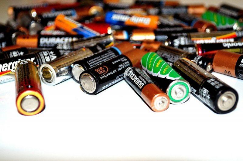 Batterier har man alltid användning för