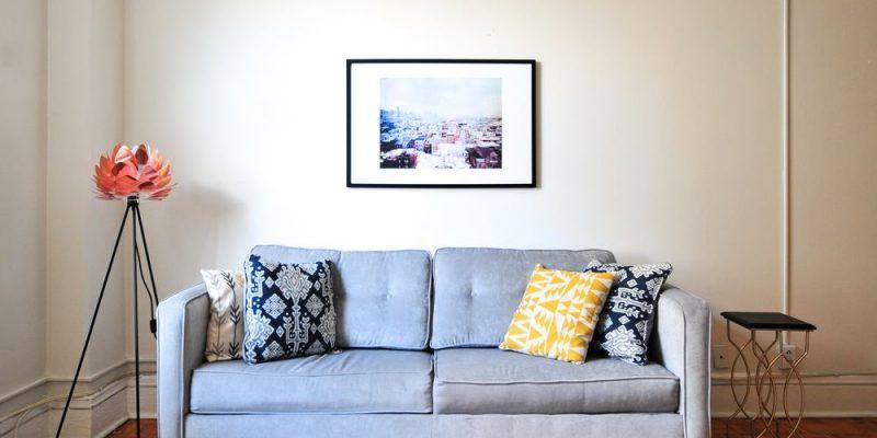Möbler utgör grunden i inredningen