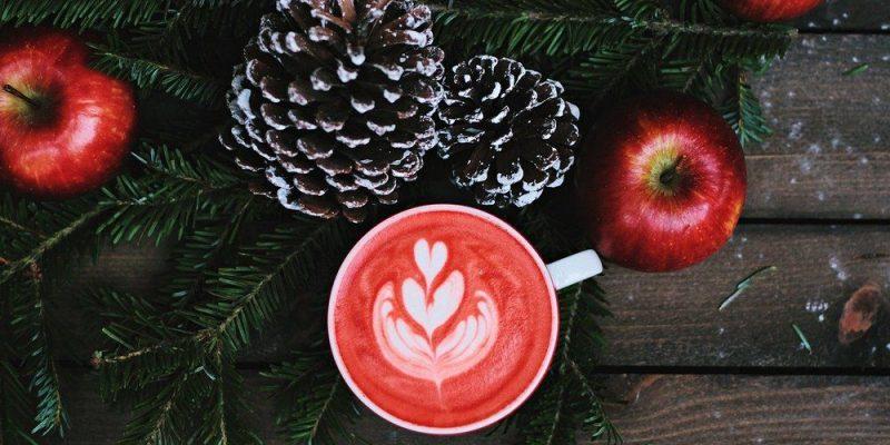 En kreativ kopp kaffe